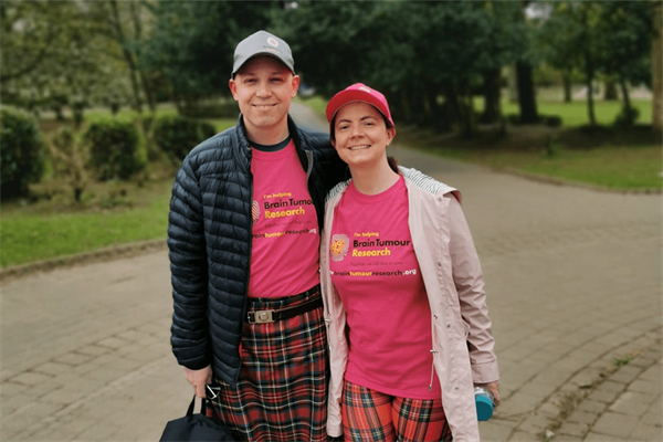 Kiltwalkers raise thousands to help find a cure