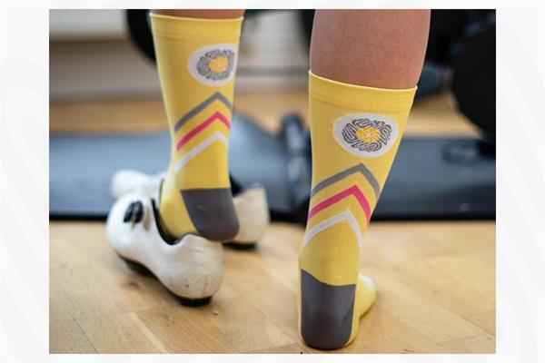 New charity cycling socks launched in mum's memory