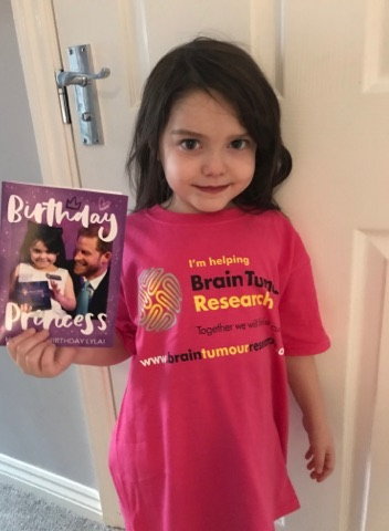 Schoolgirl Lyla's wish for birthday cards ahead of her 10th brain surgery
