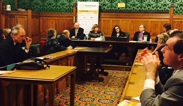 All-Party Parliamentary Group on Brain Tumours Meeting
