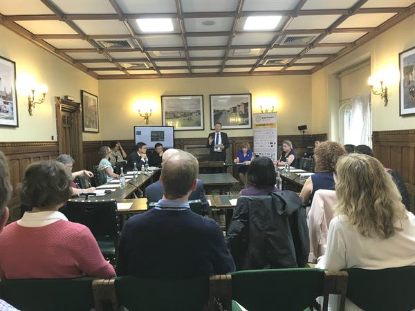APPG on emerging brain tumour therapies