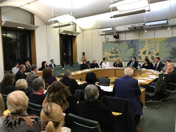 Next meeting of the All-Party Parliamentary Group on Brain Tumours (APPGBT)