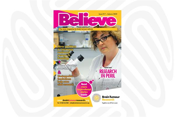 New Autumn Believe magazine out now