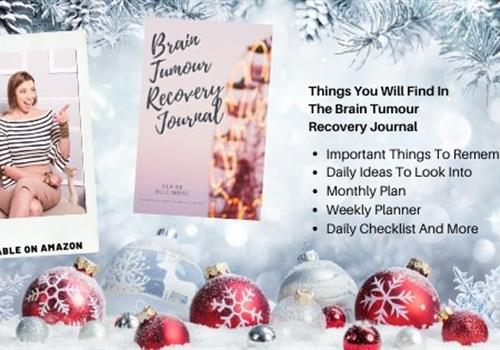 Self-help book launches for brain tumour patients