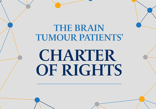 Global brain tumour community unites for Brain Tumour Patients' Charter