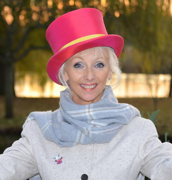 Our Ambassador Debbie McGee joining Strictly line up