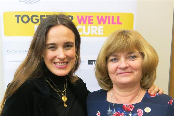 New Tessa Jowell centres promise improved quality of life care for adults with brain tumours