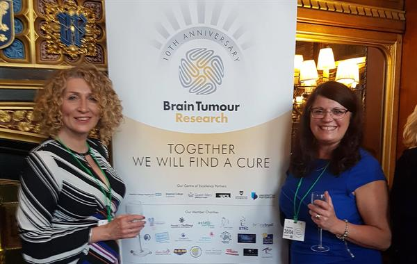 A New Year's Resolution to complete 20 challenges for Brain Tumour Research in 2020
