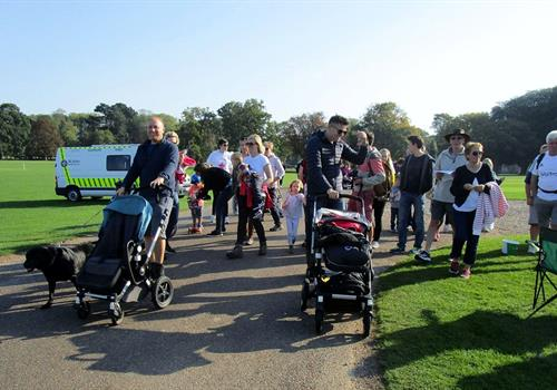 Annual walk to find a cure for brain tumours
