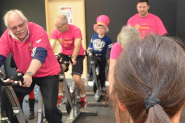 Get pedalling and help find a cure for brain tumours