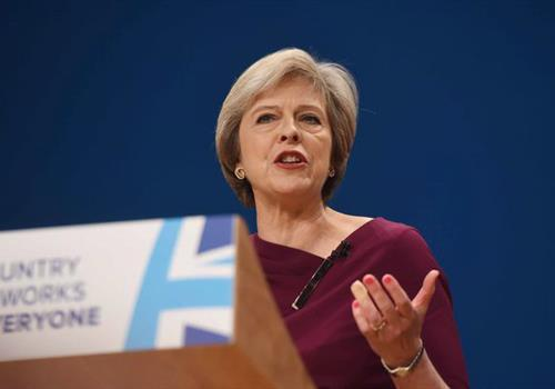 PM highlights brain tumour patient in her keynote speech