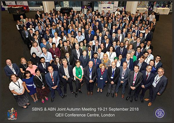 The Society of British Neurological Surgeons (SBNS) Autumn Meeting 2018