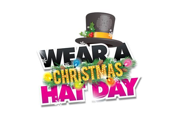 Take part in Wear A Christmas Hat Day this December
