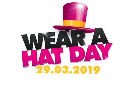 Our 10th Wear A Hat Day is here!