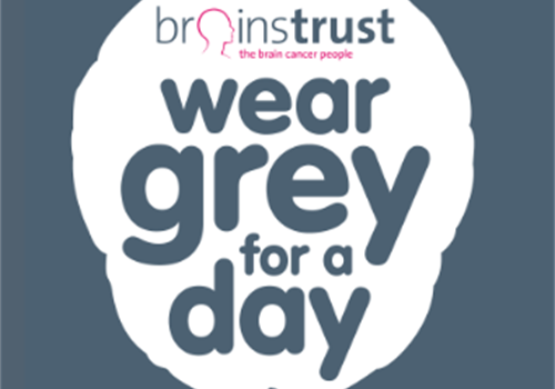 Wear Grey for a Day!