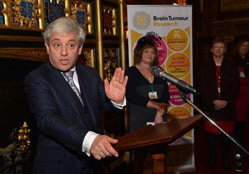 Our patron John Bercow to stand down as Commons Speaker