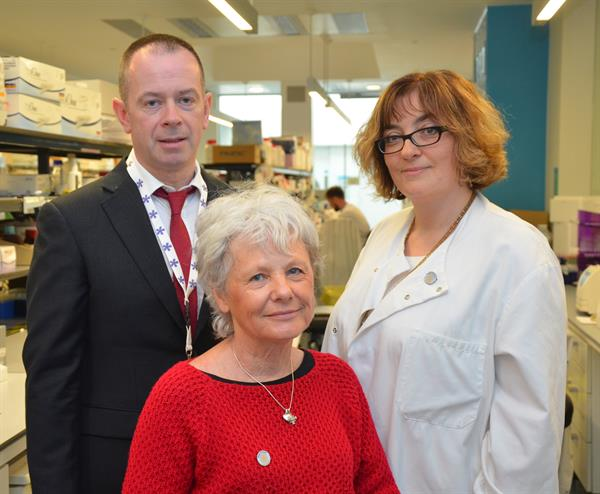 Brain Tumour Research awarded £150,000 grant over three years by London Freemasons