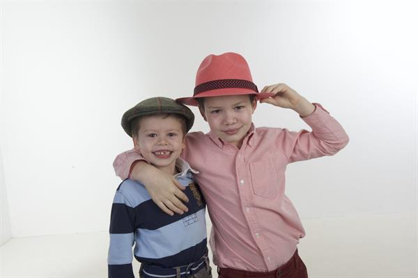 Children gets their hats on for starring role inBrain Tumour Research campaign