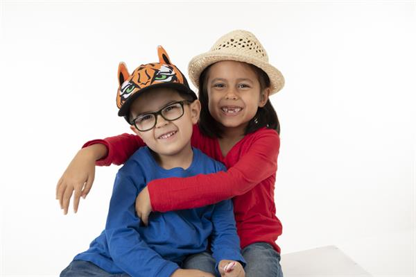 Children get their hats on for starring role inBrain Tumour Research campaign
