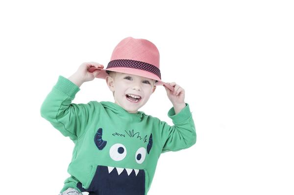 Reuben gets his hat on for starring role in Brain Tumour Research campaign